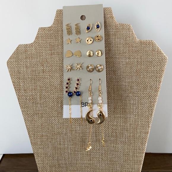 12 pack Earrings